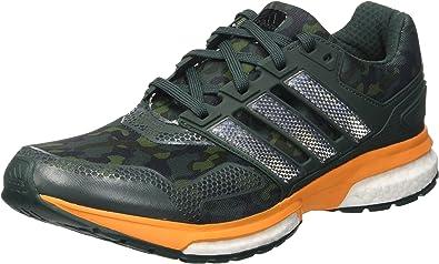 Adidas Response 2 Graphic, Zapatillas de Running para Hombre, Mingre/Eqtora/Cblack, 45 1/3 EU: Amazon.es: Zapatos y complementos