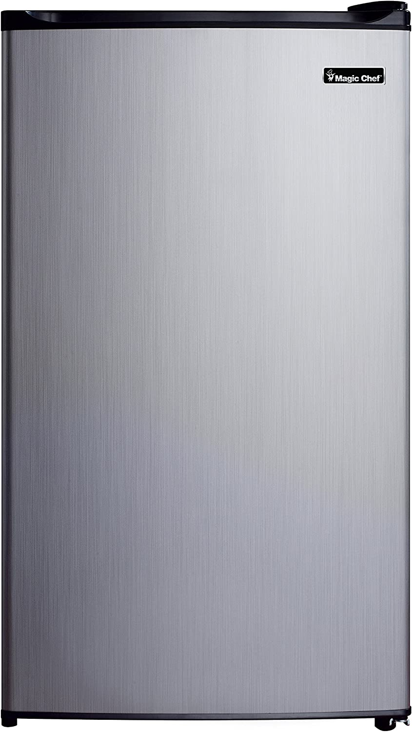 Magic Chef 3.5-Cu. Ft. Refrigerator with Full-Width Freezer Compartment in White