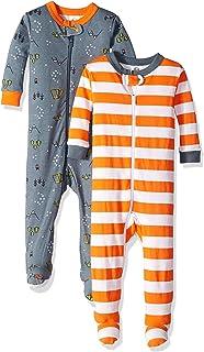 Amazon.com  Gerber Baby Boys  2-Pack Blanket Sleeper  Clothing 01a11b1da