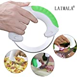LAIMALA Kitchen Cutter Rolling Knife for Pizza Vegetables