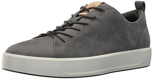 ECCO Kallum, Sneaker a Collo Alto Uomo, Nero (Black), 46 EU