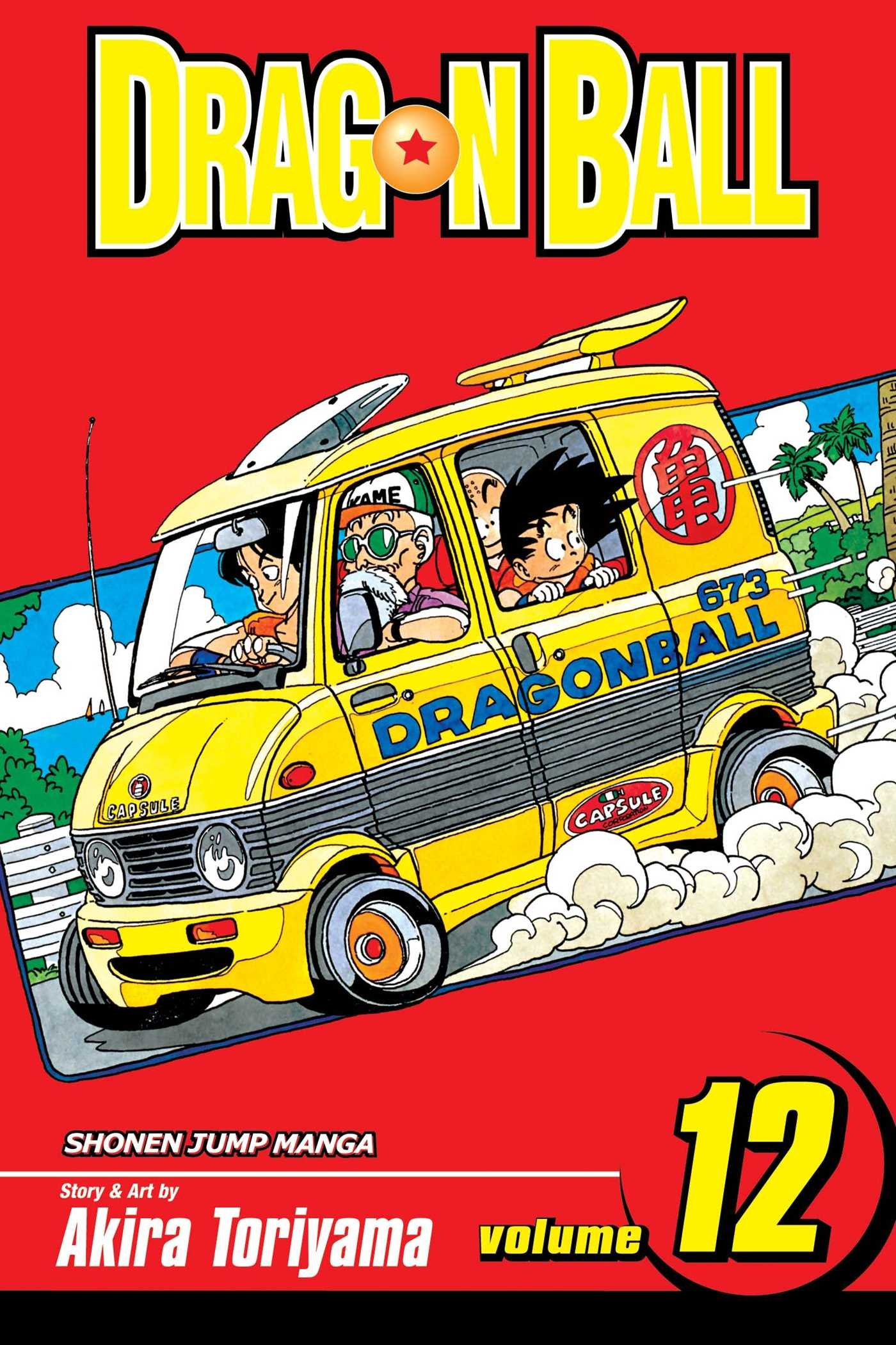Dragon Ball Vol Akira Toriyama product image