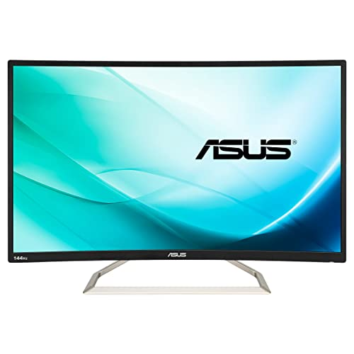 ASUS VA326H 31 5 Full HD Mate Negro Pantalla para PC Monitor 80 cm 31 5 300 CD m 1920 x 1080 Pixeles 4 ms Full HD 3000 1