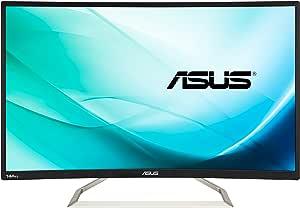 ASUS Curved VA326H 31.5 inch Full HD 1080p 144Hz HDMI VGA DVI Eye Care Monitor