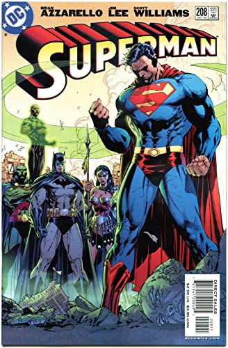 Superman 1987 series # 85 near mint comic book