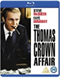 The Thomas Crown Affair [Blu-ray] [1968]