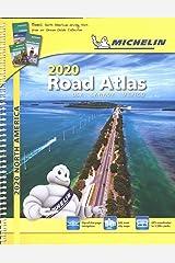 Michelin North America Road Atlas 2020: USA, Canada and Mexico Spiral-bound