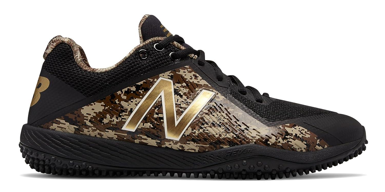 [New Balance(ニューバランス)] 靴シューズ メンズ野球 Turf 4040v4 Memorial Day Black with Camo Green ブラック カーモ グリーン US 10 (28cm) B07DMSJPHD