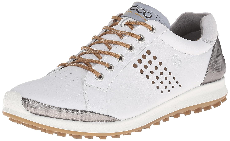 [エコー] ゴルフシューズ ECCO GOLF BIOM HYBRID 2 151514 B00VMZI30Q 26.5 cm WHITE/MINERAL