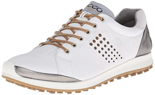 official images 100% top quality hot new products Ecco MEN'S GOLF BIOM HYBRID 2 Herren Golfschuhe