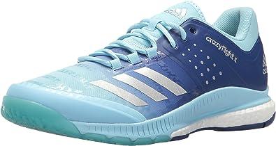 adidas Crazyflight X W Zapatillas de Voleibol para Mujer