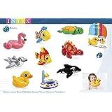 Intex Puff 'n Play Inflatables  Assortment - 58590