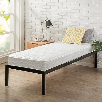Amazon.com: Zinus Modern Studio 14 Inch Platform 1500 Metal Bed ...