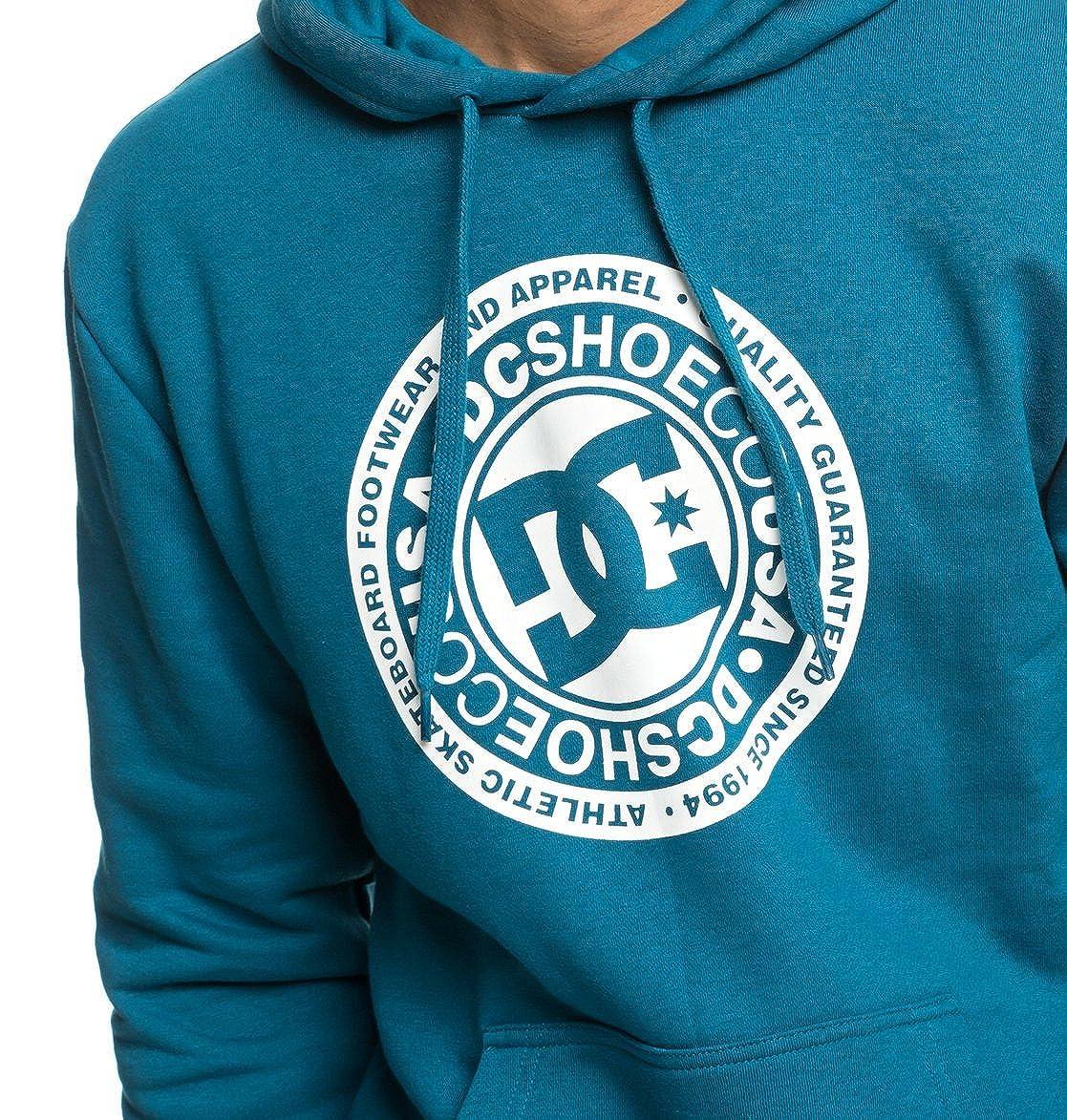 DC schuhe Circle Star - Hoodie für für für Männer EDYSF03166 B07DHSX2LZ Kapuzenpullover Langfristiger Ruf 26c1b8