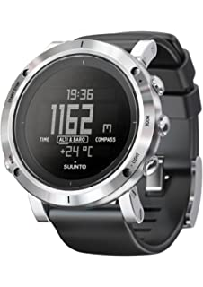 Suunto - Core - Brushed Steel watch, One Size - Mens