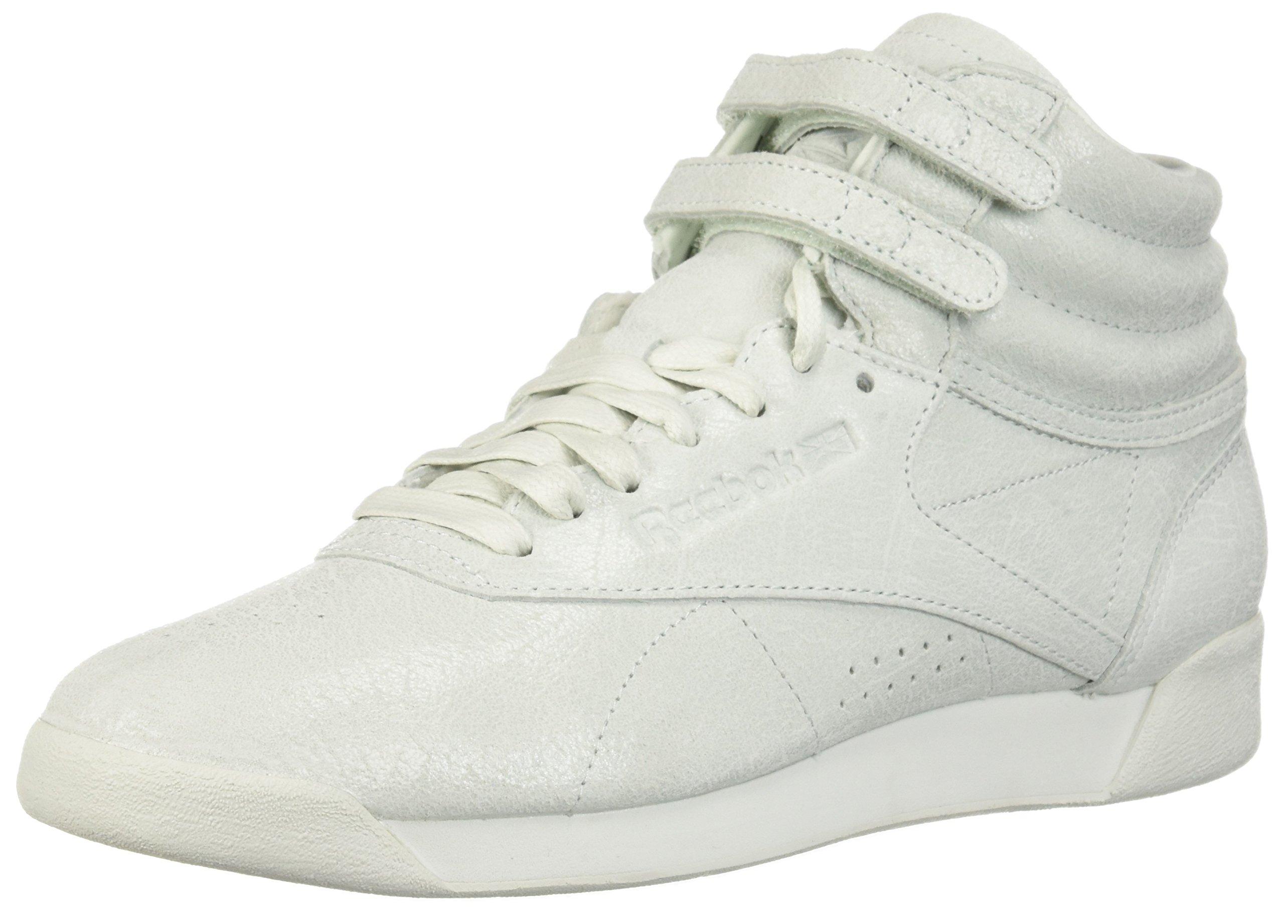 Reebok Women's F/S Hi Fbt Walking Shoe, Opal/Opal, 8.5 M US