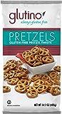 Glutino Pretzel Twists, Salted, 14.1 Oz