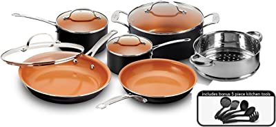Gotham Steel Cookware Set