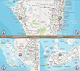 StreetSmart® Florida Map by VanDam - Laminated