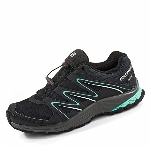 Salomon L39467900 Kiliwa Gore TEX Damen Outdoorschuh aus