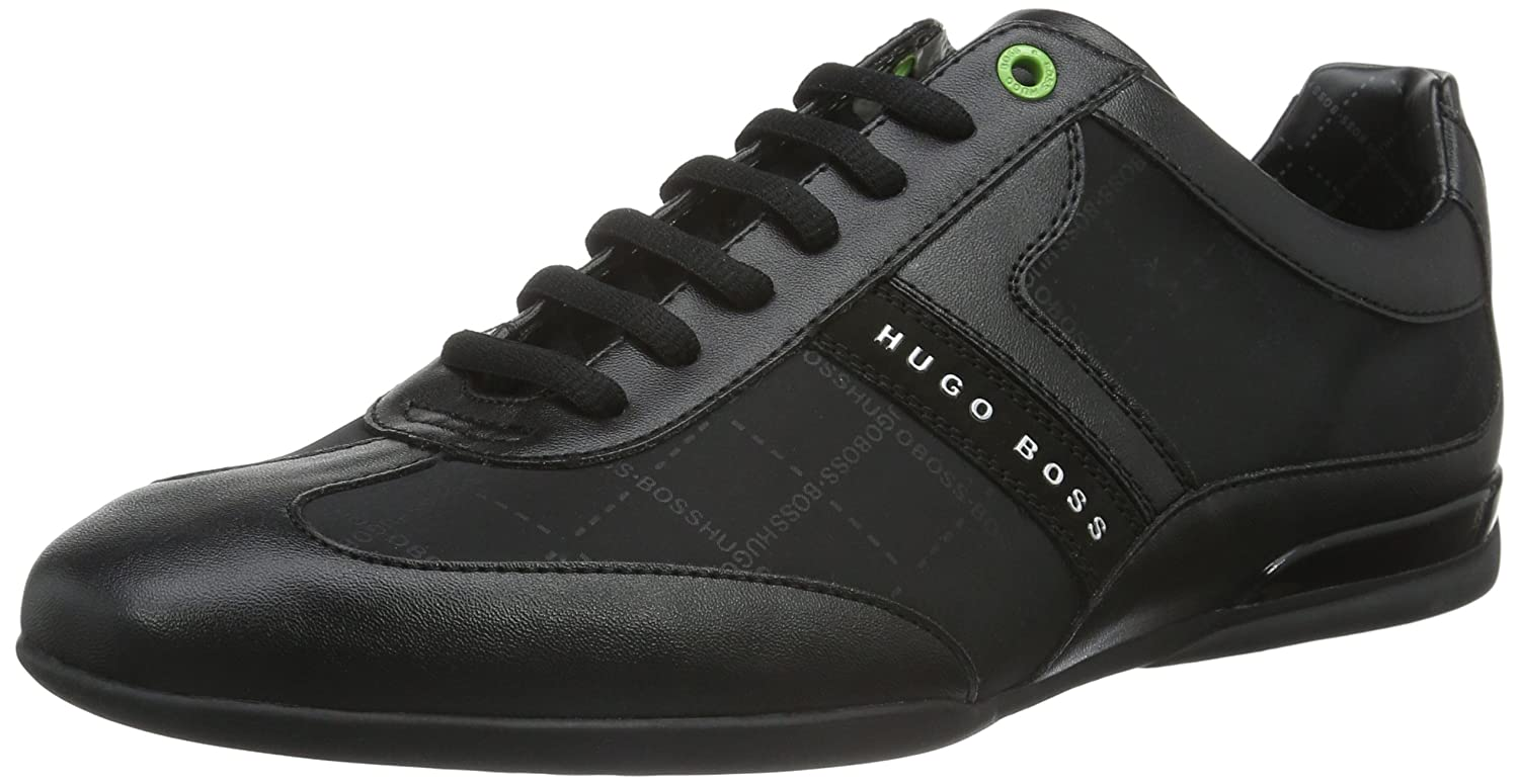 Boss Green Space Lowp Trainer in Black 50317228