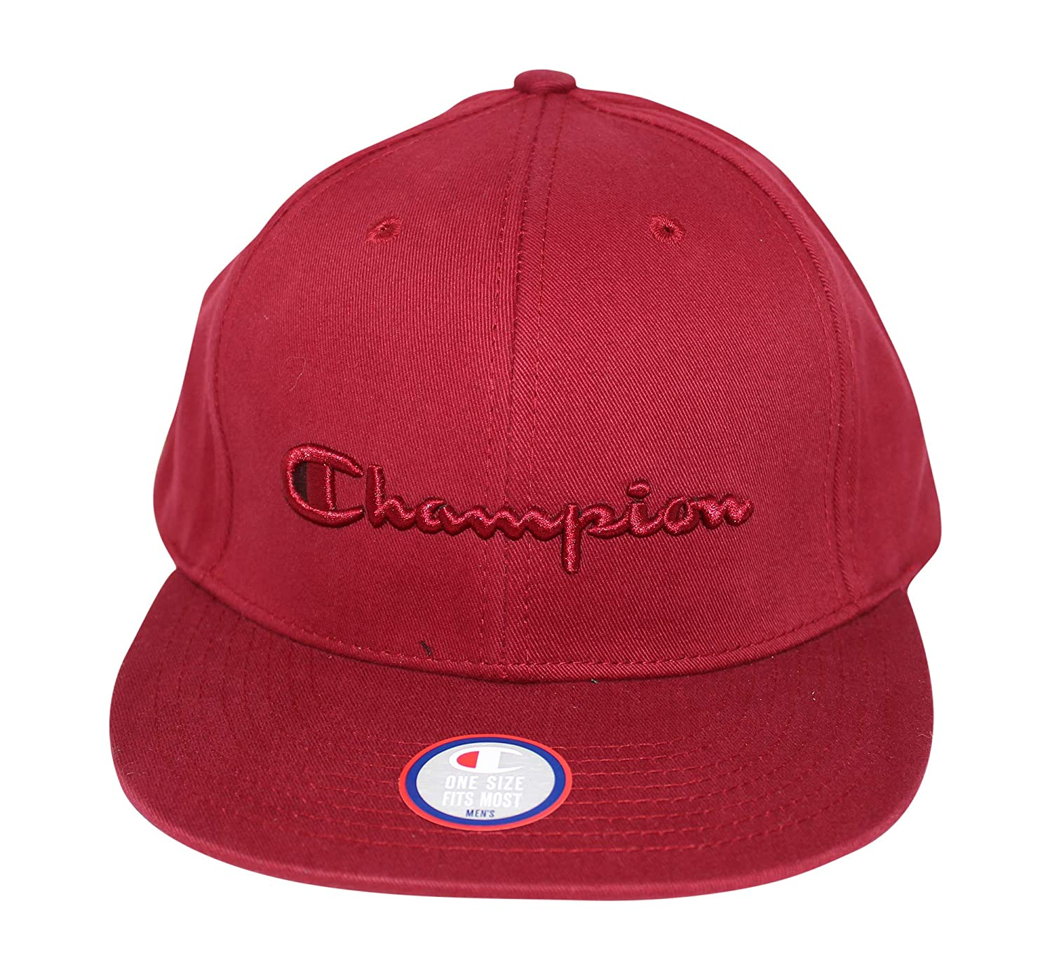 e18482b4446 Amazon.com: Champion LIFE Men's Classic Twill Hat, Active Blue, One Size:  Clothing