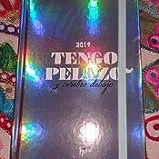 Agenda anual bolsillo La Vecina Rubia 2019: Tengo pelazo y ...