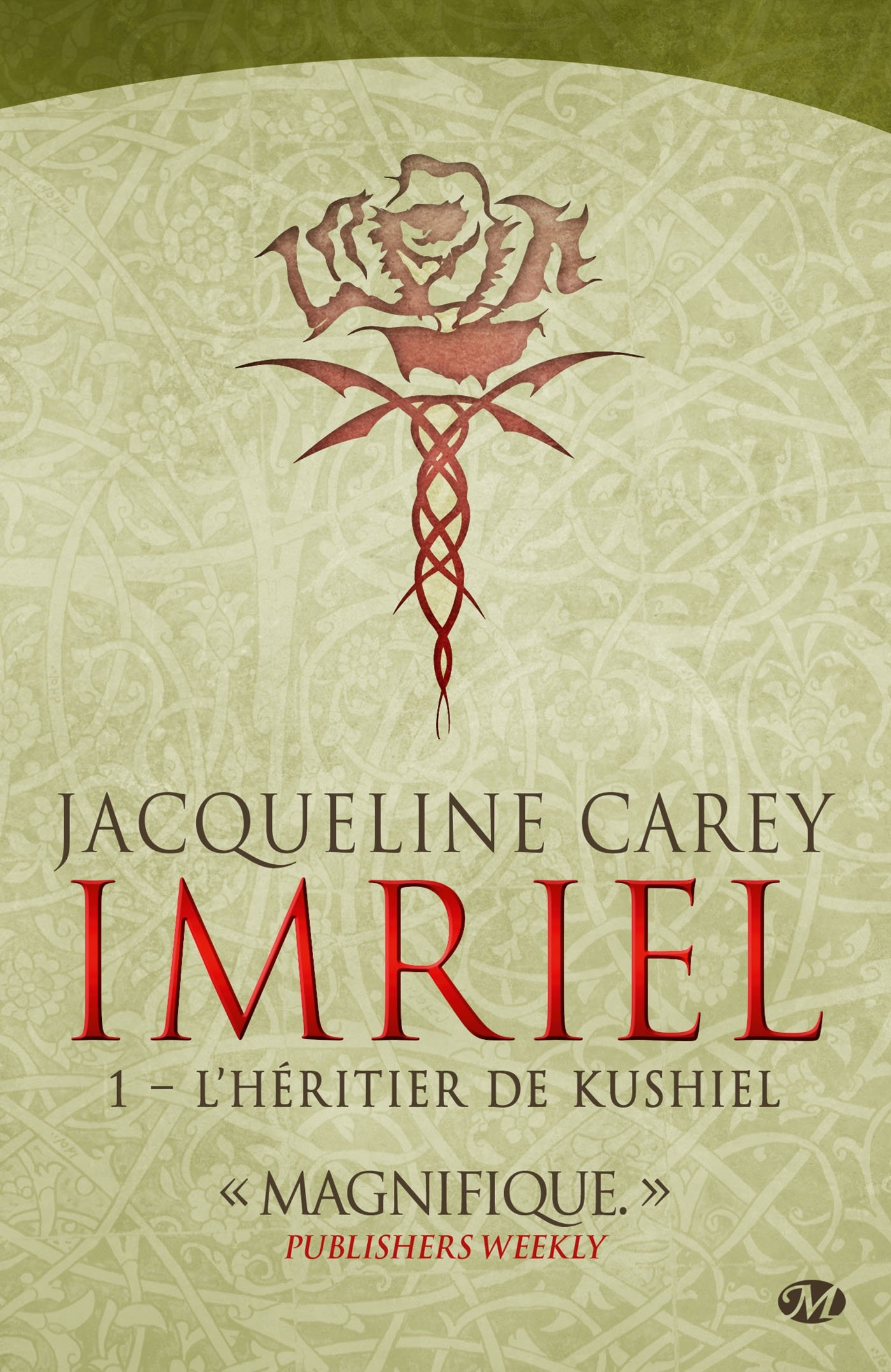 Download Imriel t.1 ; l'héritier de Kushiel PDF