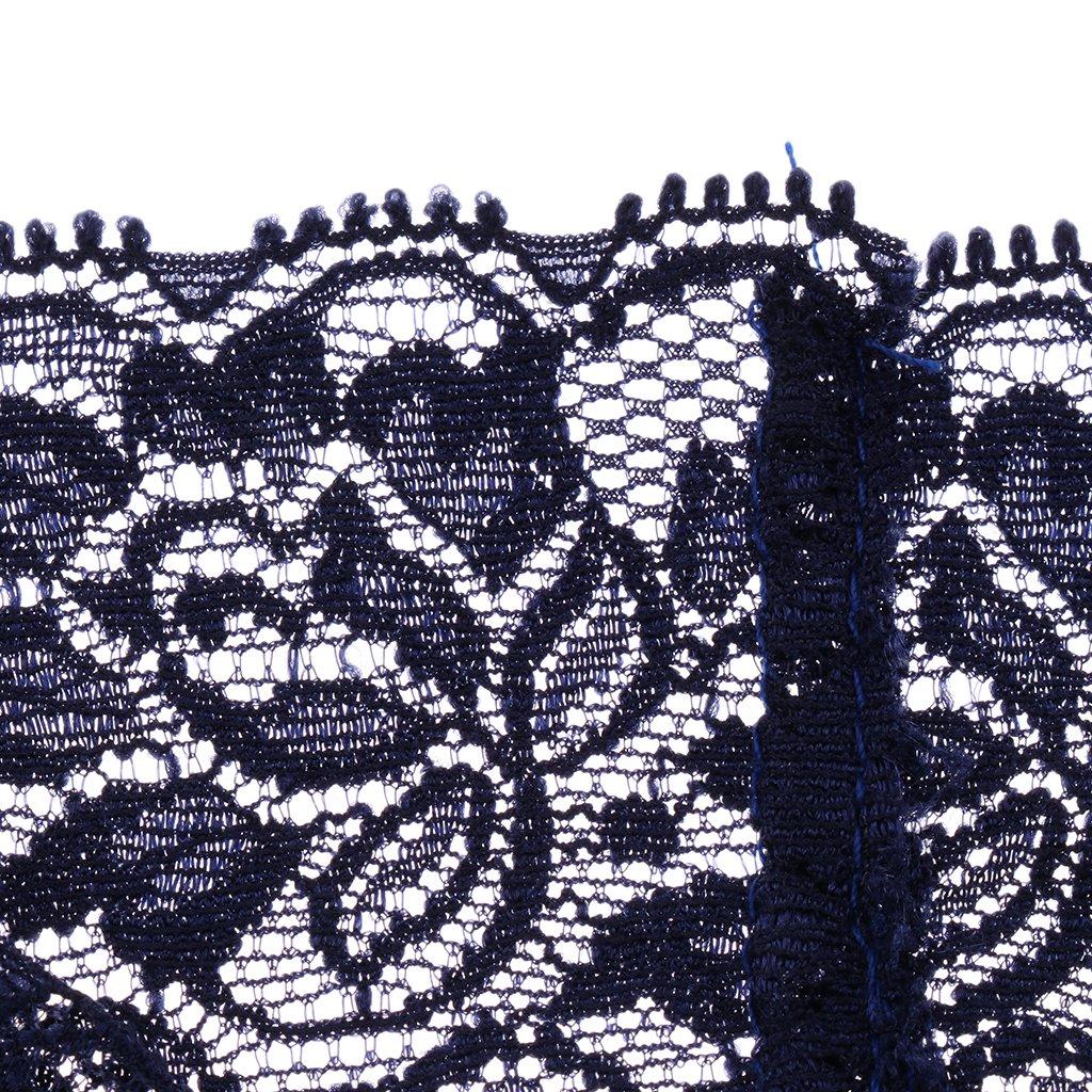 PETSOLA Perle Di Cristallo Da Sposa Perline Di Pizzo Giarrettiera Festa Ragazze Accessori Donna