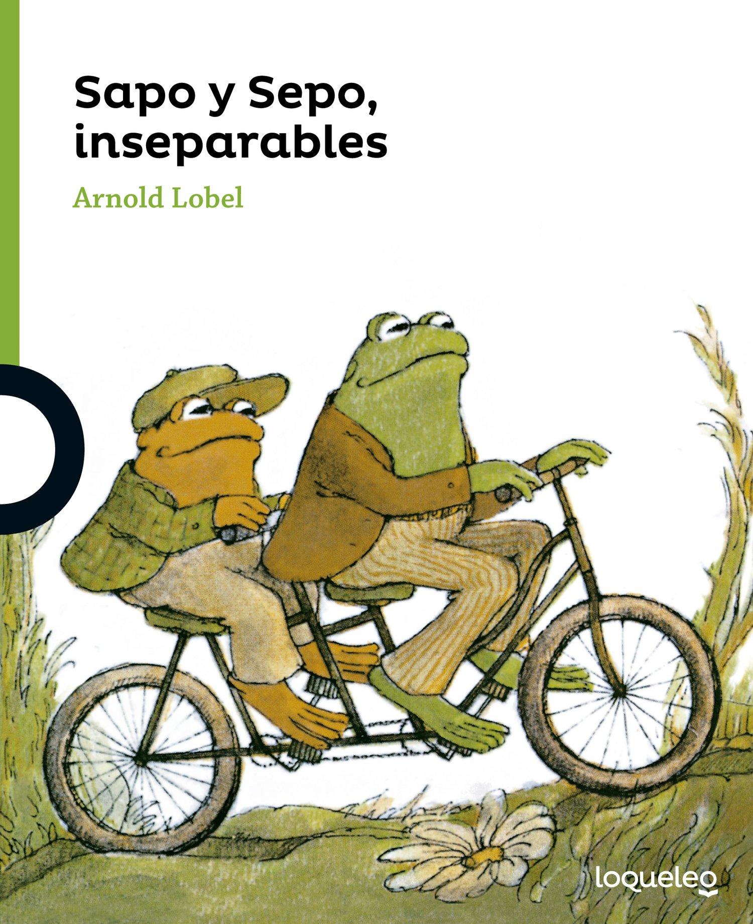 Sapo y sepo, inseparables Tapa blanda – 17 feb 2016 Arnold Lobel Santillana Educación S.L. 8491220038