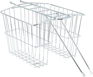 product image for Wald 570 Rear Twin Bicycle Carrier Basket (13.5 x 5 x 10)