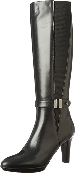 Ramar Boot, Black Calf