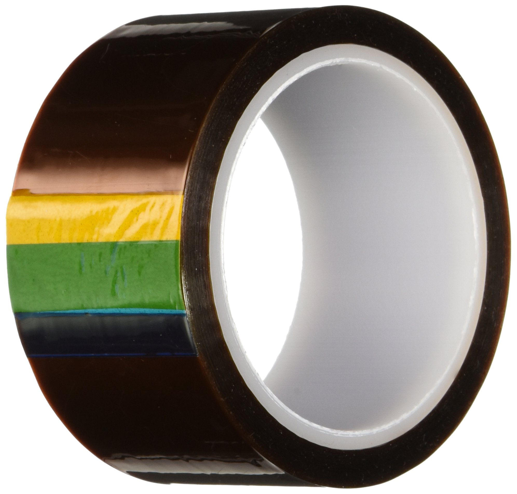 Kapton 18-1S Polyimide Tape with Silicone Adhesive, 2'' x 36 Yards by Kapton (Image #1)