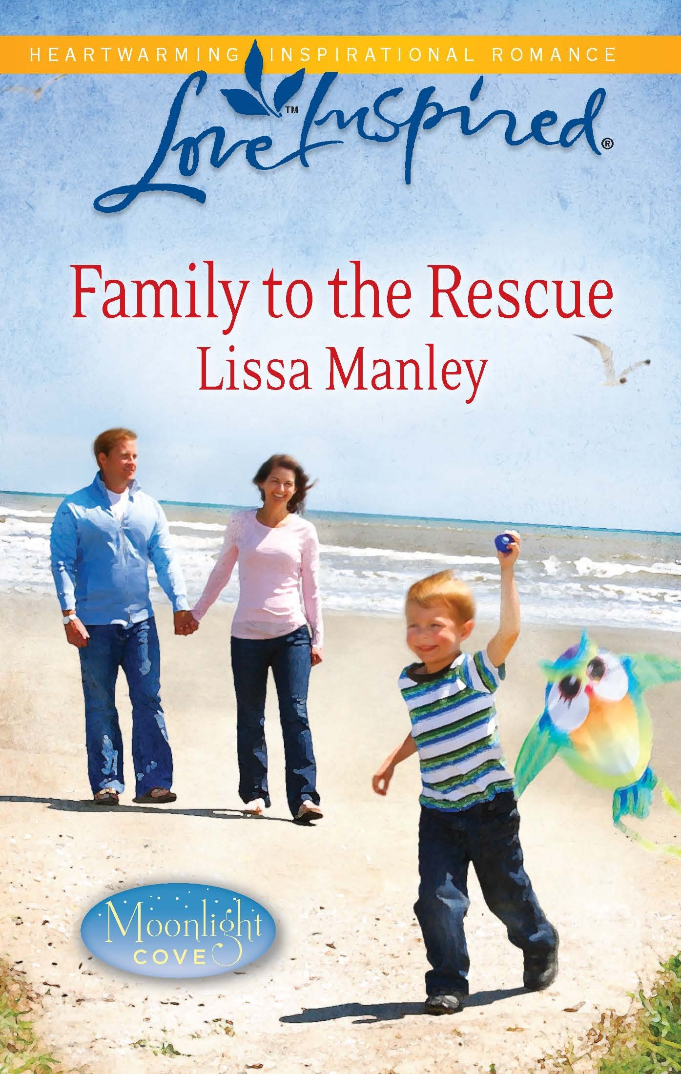Download Family to the Rescue (Moonlight Cove) pdf