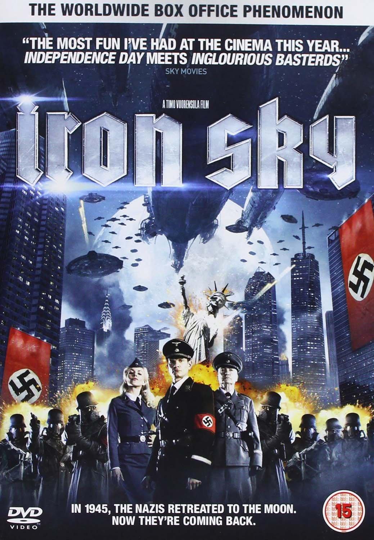 Iron Sky [DVD] [Reino Unido]: Amazon.es: Julia Dietze, Udo Kier, Peta Sergeant, Kym Jackson, Götz Otto, Stephanie Paul, Timo Vuorensola: Cine y Series TV