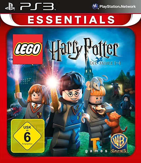 Lego Harry Potter - Die Jahre 1 - 4 [Essentials] [Importación Alemana]: Amazon.es: Videojuegos