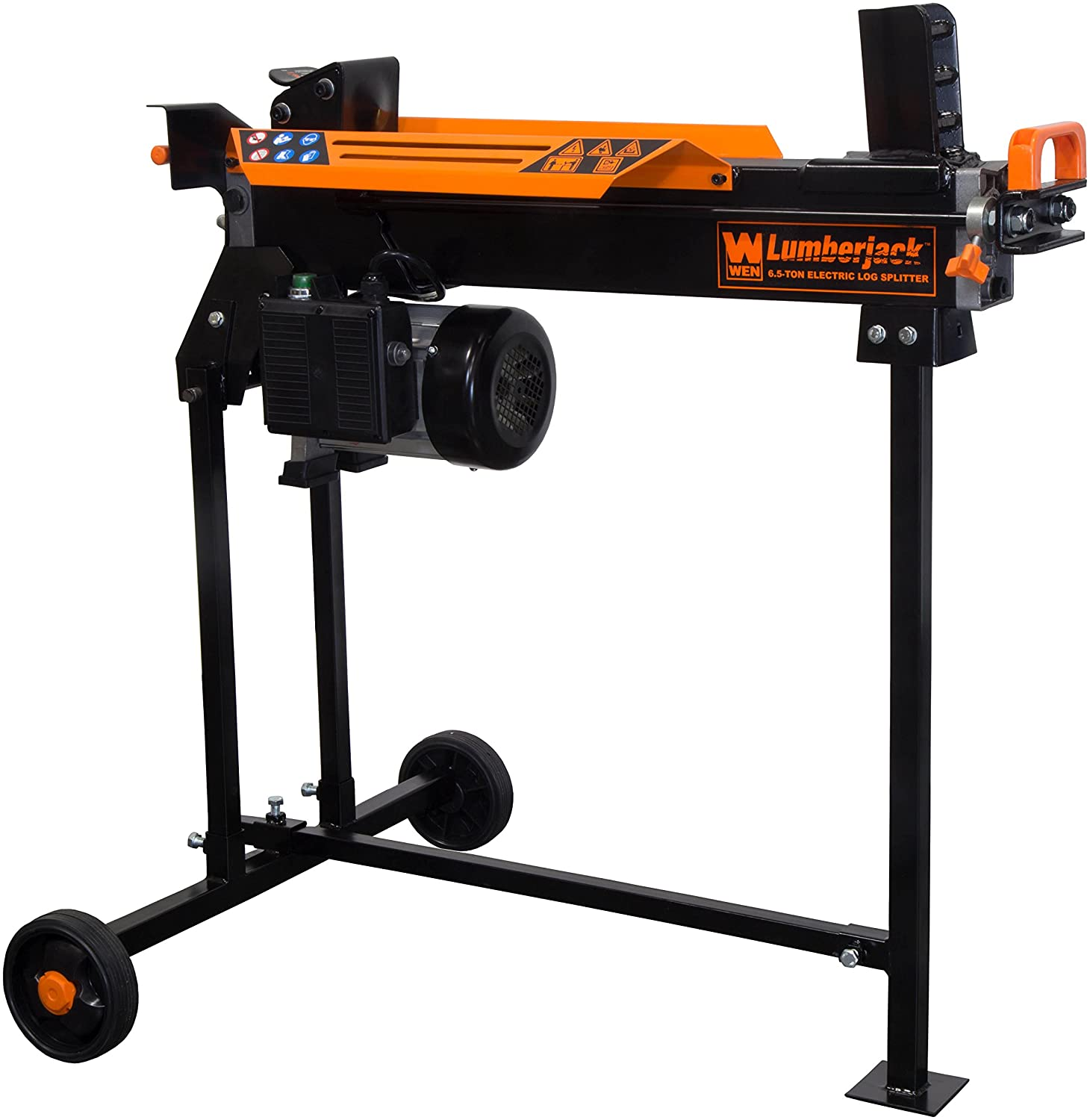 lumberjack log splitter reviews
