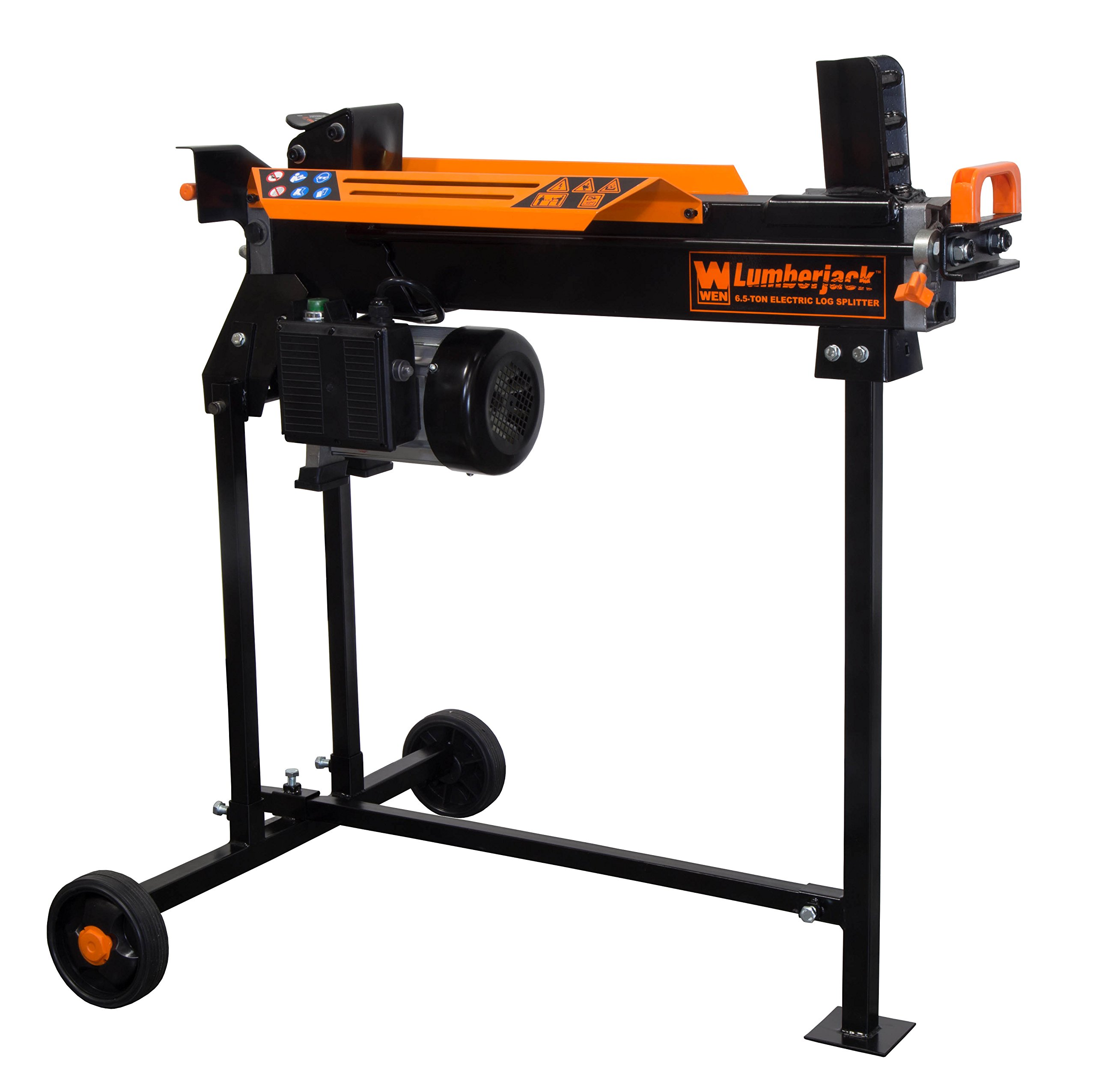 WEN 56207 6.5-Ton Electric Log Splitter by WEN
