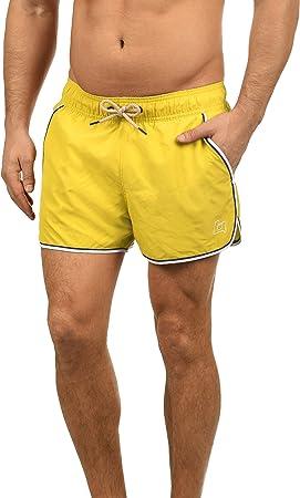 Detalles: alta calidad: Short de baño informal de caballeros de BLEND, confort: calidad de material