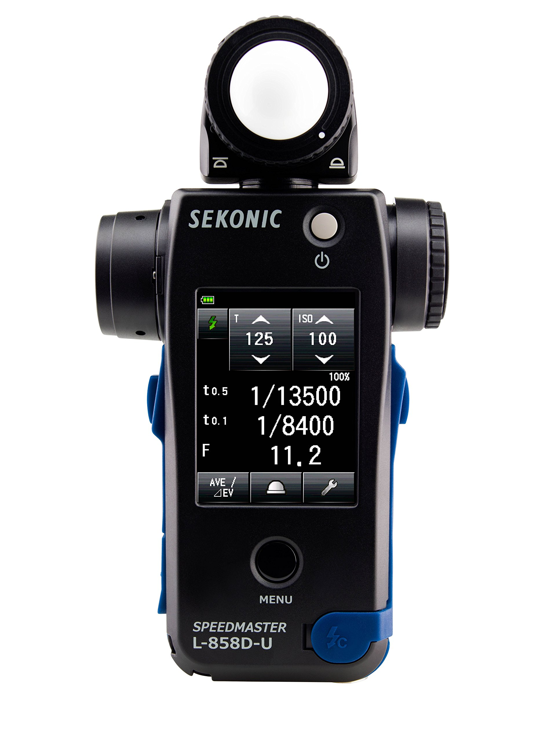 Sekonic Speedmaster L-858D-U Light Meter (401-858) by Sekonic