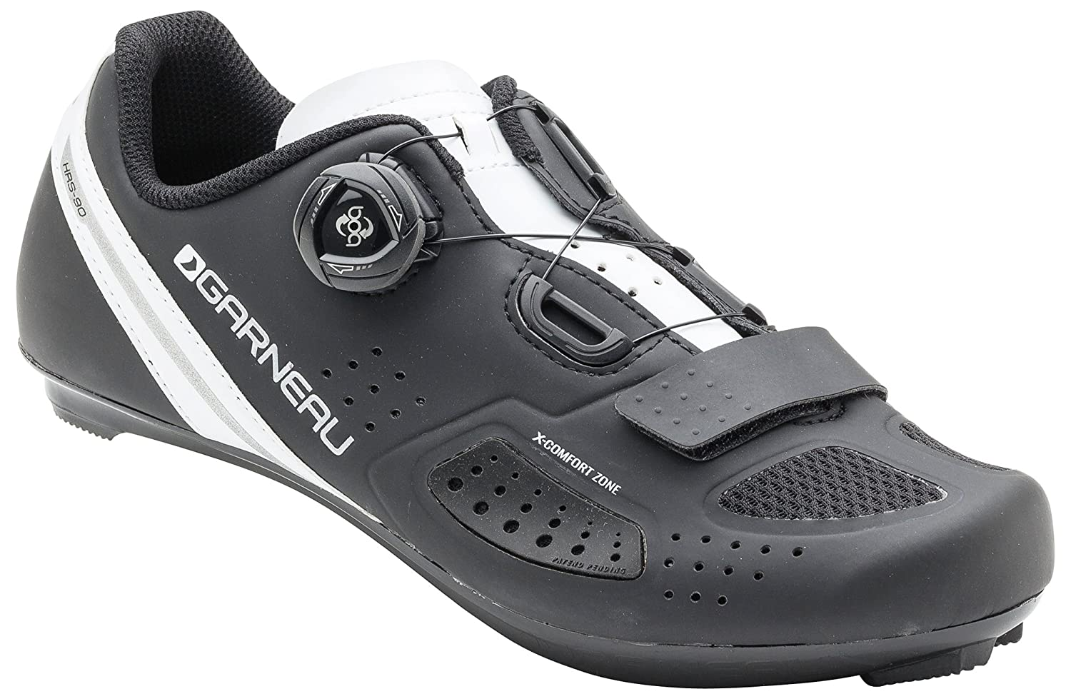 Louis Garneau Women's Ruby 2 Bike Shoes B0741DTNFM 40|Black
