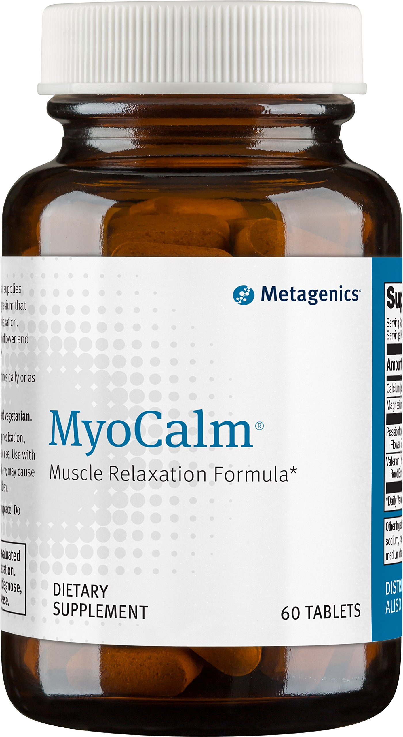 Metagenics MyoCalm - 60 Tablets