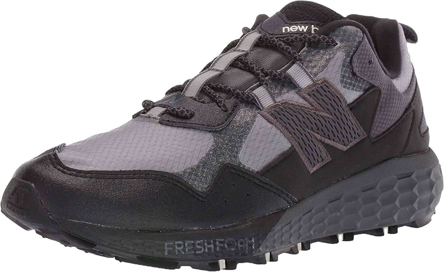 New Balance Mens Craig V2 Fresh Foam Trail Running Shoe