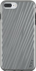 TUMI 19 Degree Case for iPhone 7 Plus - Metallic Gunmetal