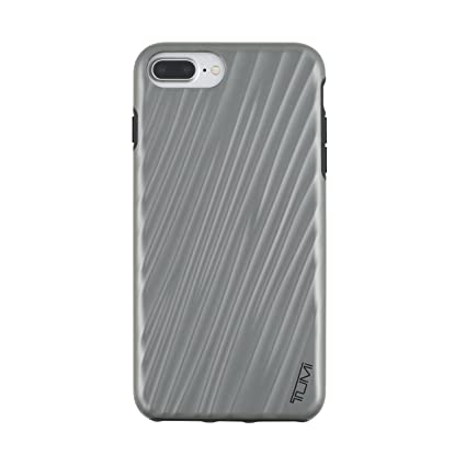 size 40 207a3 600b2 TUMI 19 Degree Case for iPhone 7 Plus - Metallic Gunmetal