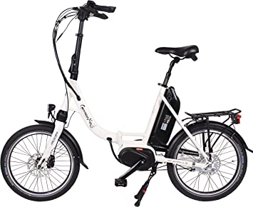 GermanXia Premium E-Bike Faltrad/Klapprad Mobilemaster Offroad cm ...