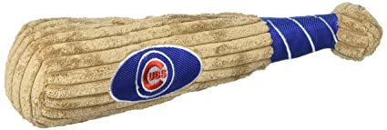 5c579d8e7 MLB CHICAGO CUBS Baseball Bat Toy for DOGS   CATS. Soft Corduroy Plush with  Inner