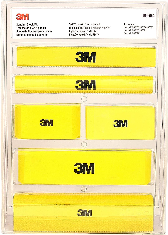 3M COMPANY STIKIT SANDING BLOCK 2-1//2in X 5-3//8in