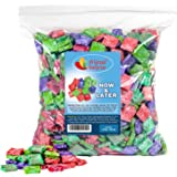 Now and Laters Classic Fruit Chews in Assorted Flavors, 4 LB Bulk Candy (Now & Later)