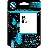 HP 15 | Ink Cartridge | Black | C6615DN